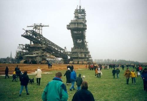 Bagger 288, el vehículo más grande de la tierra