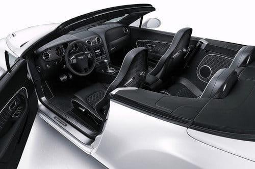 Bentley Continental Supersports Convertible, 630 CV a cielo abierto