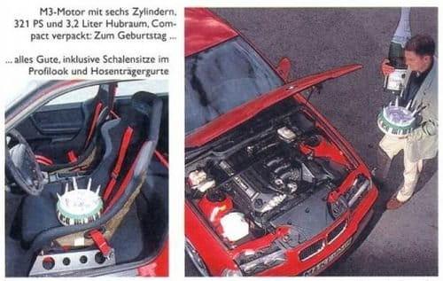 El BMW M3 Compact