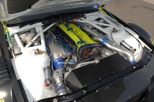Cruce de pura sangre: BMW M3 y Nissan Skyline GT-R