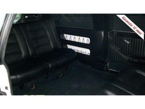 El Lancia Delta HF Integrale que quería ser limusina