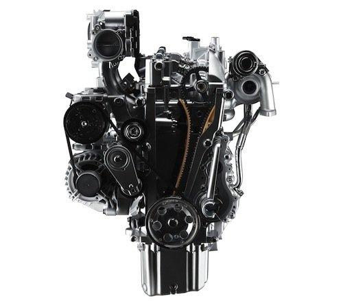 Motor bicilíndrico Twinair