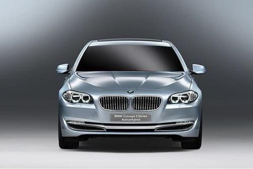 Otra filtración: BMW ActiveHybrid 5