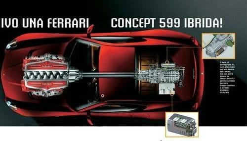 Ferrari: motores V6, 599 GTO, 458 Spider e híbridos