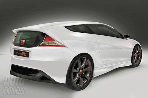 Honda CR-Z Type-R, la promesa de un potente coupé híbrido