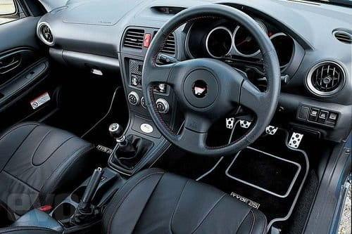 Subaru Impreza WRX STi Type-25 Cosworth