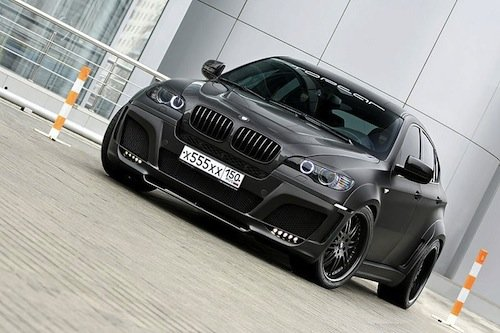 Lumma CLR X 650M BMW X6