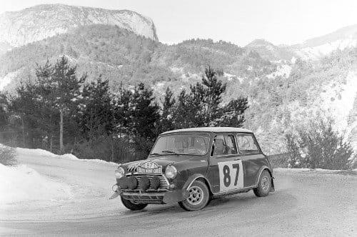 Mini rallys