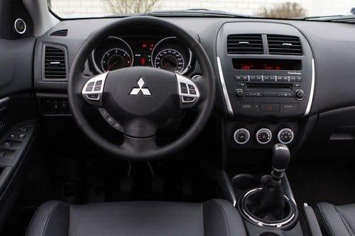 Mitsubishi ASX, imágenes y datos del lanzamiento en Europa