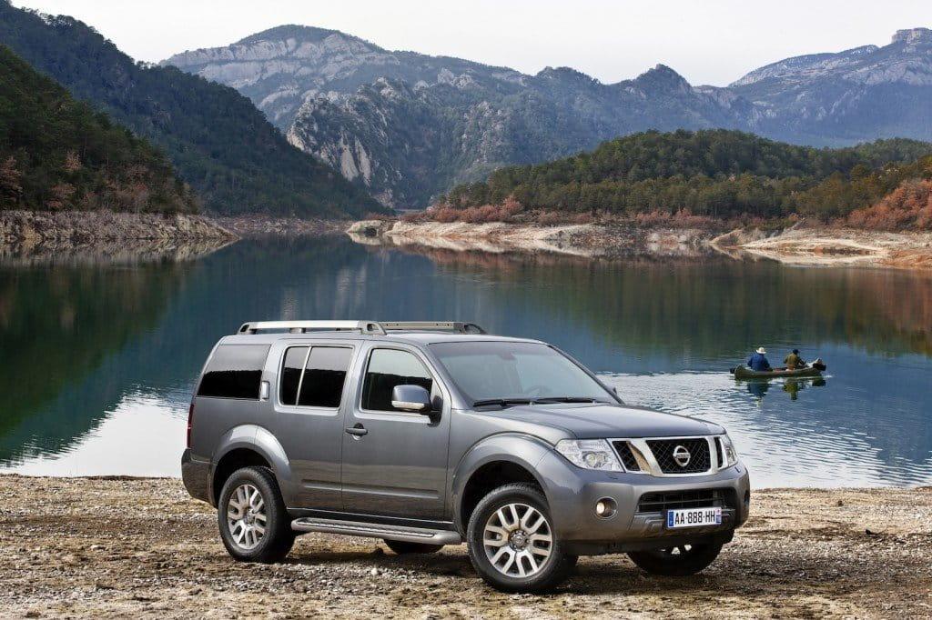 Nissan Pathfinder 2010, foto 13 de 18