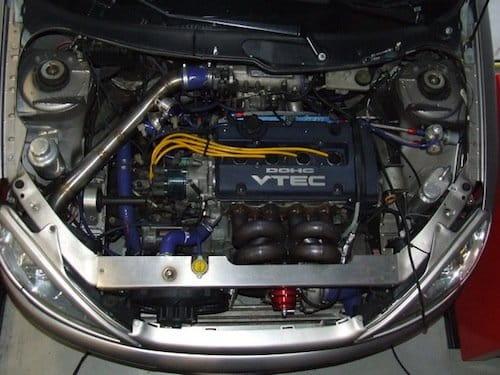 Peugeot 206 VTEC Turbo