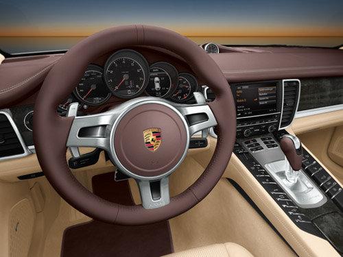 Porsche Panamera y Panamera 4