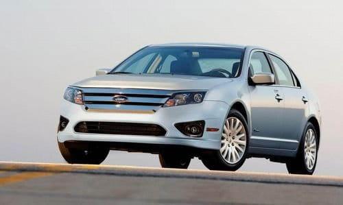 Toyota Prius y Ford Fusion Hybrid, posibles llamadas a revisión