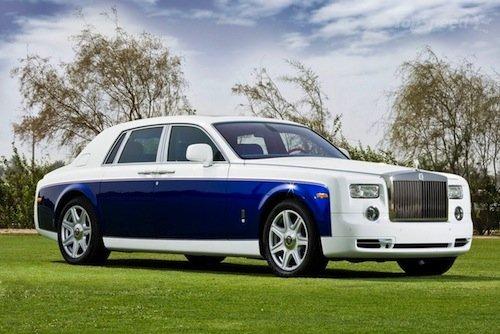 Rolls-Royce Yas Eagle Phantom