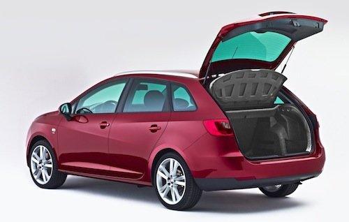Seat Ibiza ST 2010