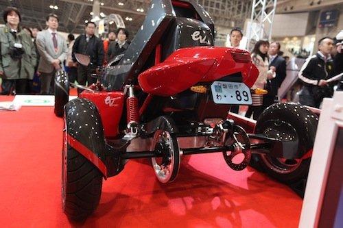 Tajima EV Mini Sport