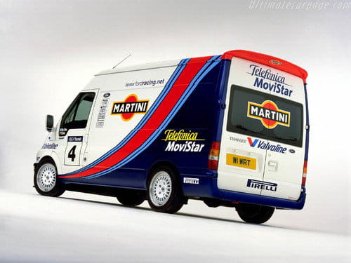 Ford World Rally Transit