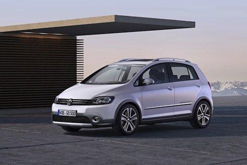 Volkswagen Cross Golf 2010