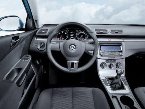 Volkswagen Passat Bluemotion III