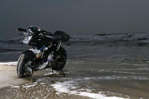 Vyrus 987 C3 4V V, la infección de la moto más potente del mundo