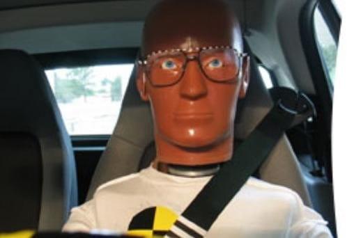 Airbag y uso de gafas - Estudio Fundación Mapfre