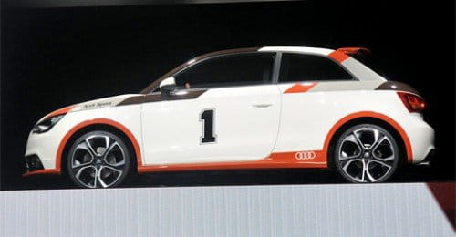 Audi A1 Competition Kit Legends