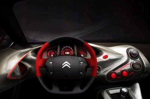 GQ by Citroën - Concept