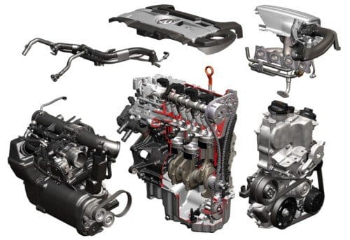 Motor TSI