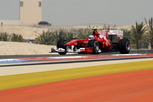 GP Bahrein 2010 - Fernando Alonso