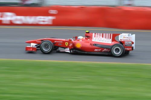 Fernando Alonso (Ferrari) - GP Australia 2010