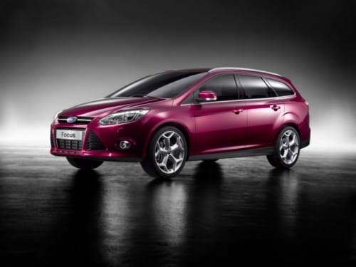 Ford Focus SW 2011