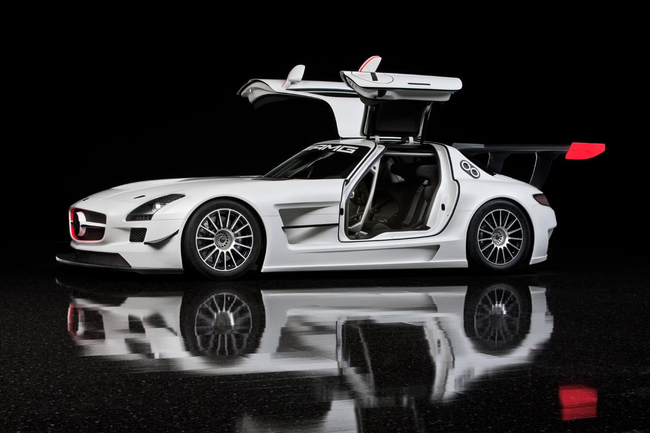 Mercedes sls amg gt3 diariomotor - Mercedes sls amg gt coupe ...