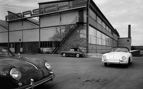 Porsche 60 años en Zuffenhausen