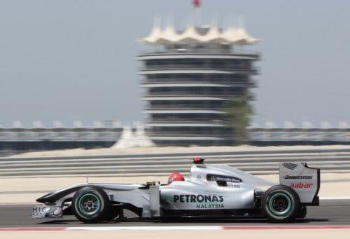 GP Bahrein 2010 - Michael Schumacher