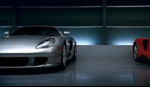 Anuncio Smart y Ferrari