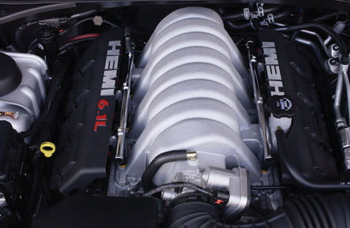 Motores V8 y V6 en USA pierden terreno