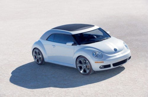 VW Ragster Concept 2005