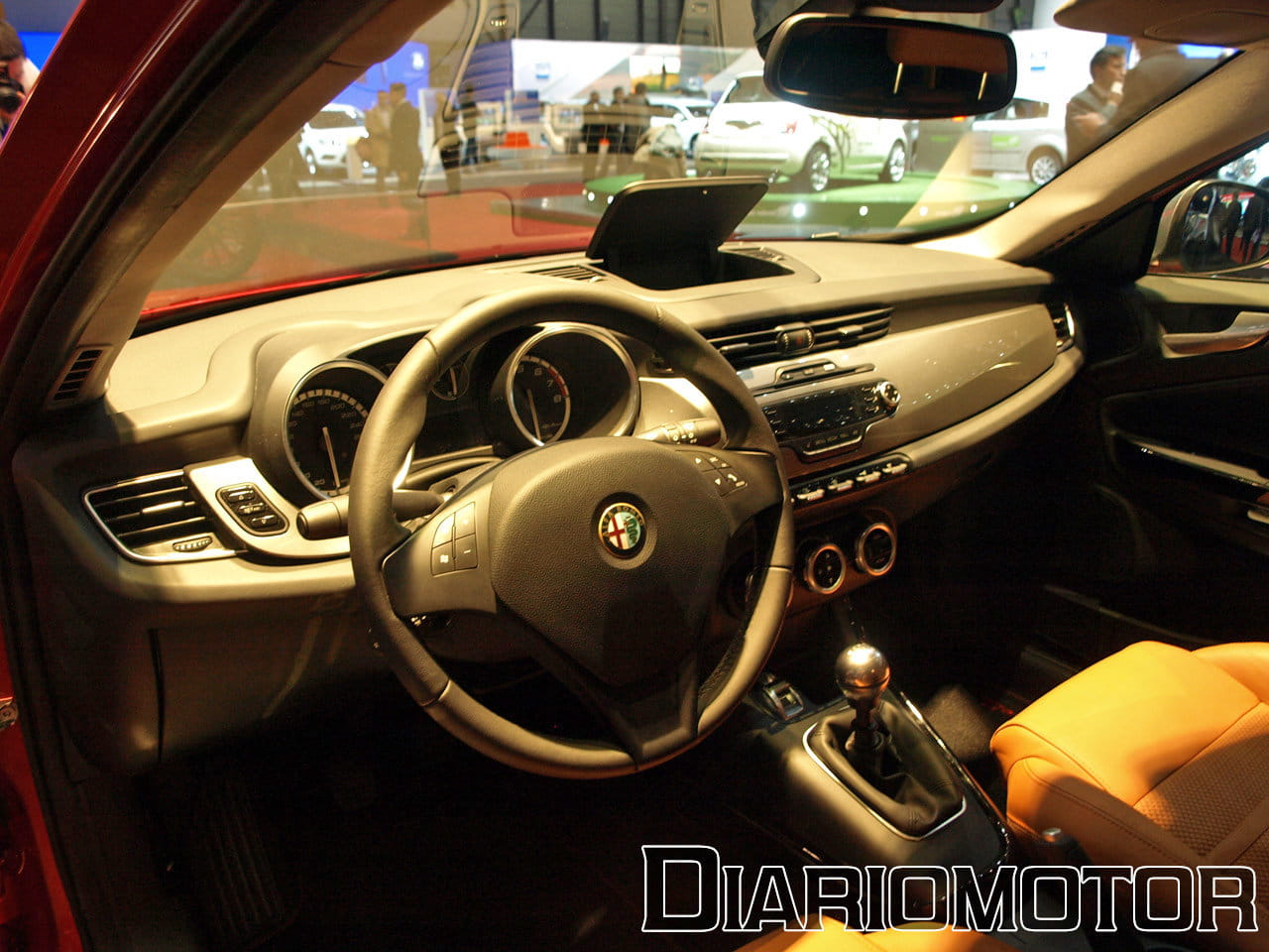 Alfa Romeo Giulietta en Ginebra
