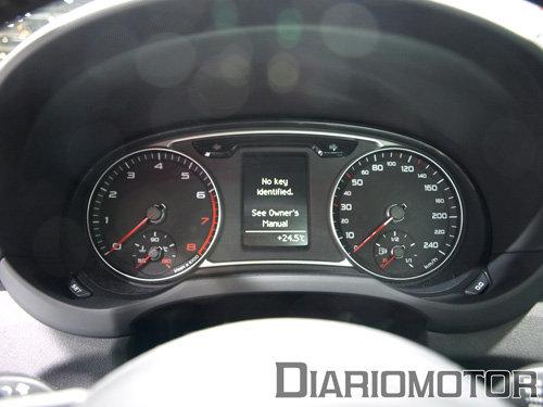 Audi A1 en Ginebra