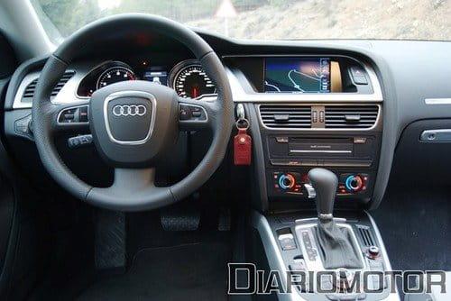 Audi A5 Sportback 2.0 TFSI 211 CV, a prueba (I)