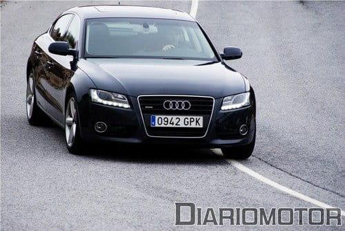 Audi A5 Sportback 2.0 TFSI 211 CV, a prueba (II)