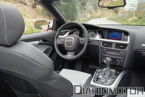 Audi S5 Cabrio a prueba