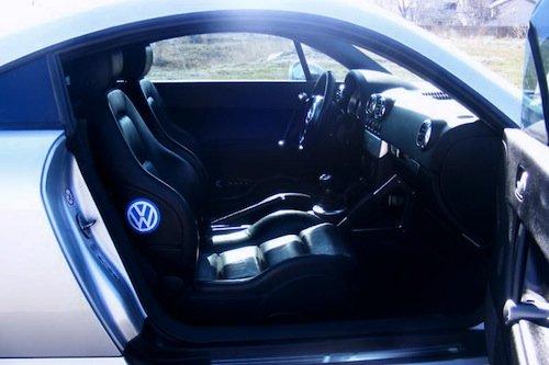 El Audi TT Volkswageneizado