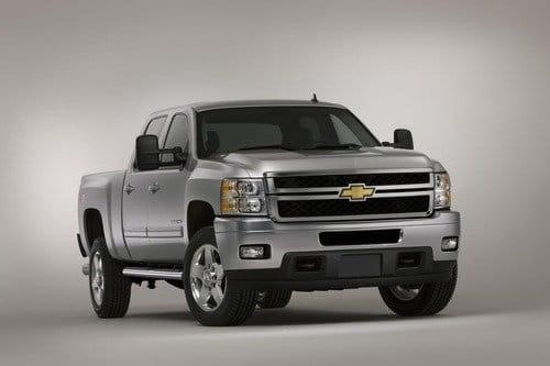 General Motors responde a Ford con sus nuevas pick-up Heavy Duty