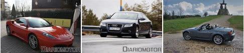 Diariomotor.com, pruebas de coches