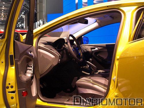 Nuevo Ford Focus en Ginebra