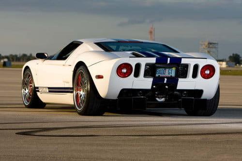 La milla más rápida se hace en un Ford GT de 1.650 CV