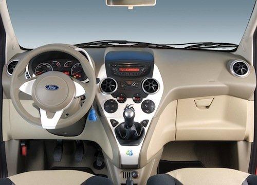 Ford Ka Windows Live Messenger