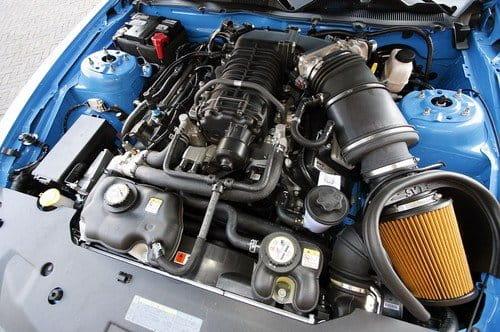 Geiger Cars le mete 810 CV al Shelby GT500