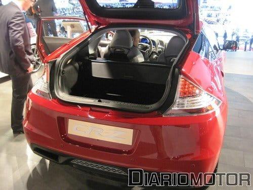 Impresiones del Honda CR-Z en el Salón de Ginebra
